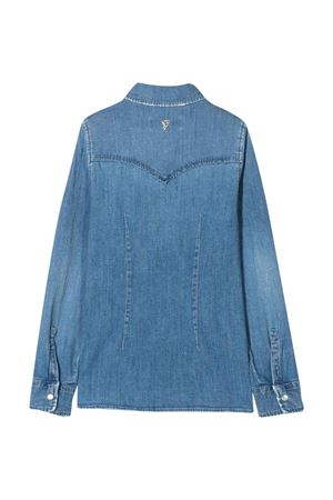 Dondup kids denim shirt  DONDUP KIDS | 5032334 | YC158DS0278AL8800