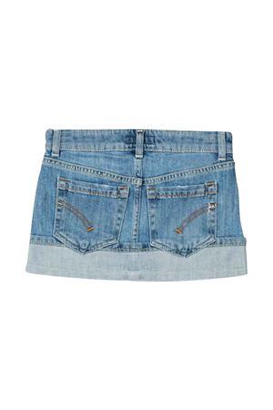 Teen Dondup kids denim skirt  DONDUP KIDS | 15 | YG003DS0107AH9800T