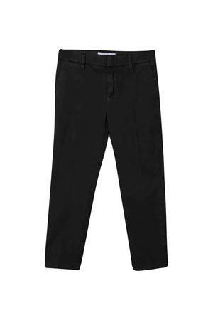 Black Dondup Kids trousers  DONDUP KIDS | 9 | YP303GSE046PTD992