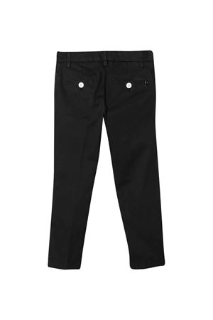 Black Dondup Kids trousers  DONDUP KIDS | 9 | YP303GSE046PTD992