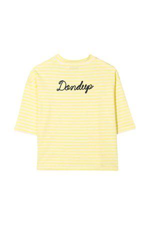 Dondup Kids striped T-shirt  DONDUP KIDS | 8 | YS178JY0009GZA27415T