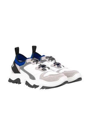 White kids sneakers  DSQUARED2 KIDS | 12 | 63539VAR3T