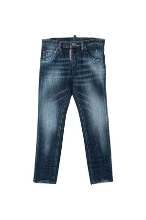 Dark denim jeans Dsquared2 kids DSQUARED2 KIDS | 9 | DQ01PWD00YADQ01