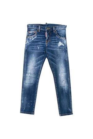 Jeans slim teen Cool Guy DSQUARED2 kids DSQUARED2 KIDS | 9 | DQ01PWD00YIDQ01T