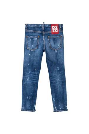 Jeans effetto vintage DSQUARED2 kids DSQUARED2 KIDS | 9 | DQ01PXD00YIDQ01