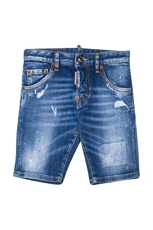 Dsquared2 kids denim bermuda  DSQUARED2 KIDS | 30 | DQ024DD00YIDQ01