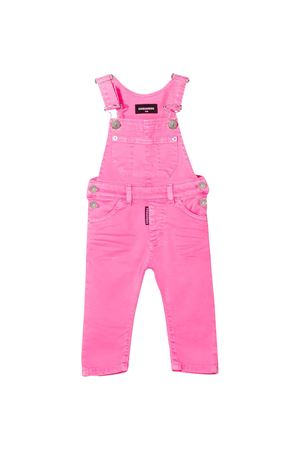 Salopette rosa Dsquared2 kids DSQUARED2 KIDS | 19 | DQ02XKD00IWDQ318