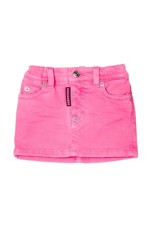 Pink denim skirt Dsquared2 kids DSQUARED2 KIDS | 15 | DQ03KND00IWDQ318