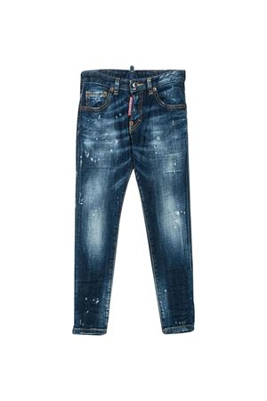 Teen skinny vintage effect jeans DSQUARED2 kids DSQUARED2 KIDS | 9 | DQ03LDD00YDDQ01T