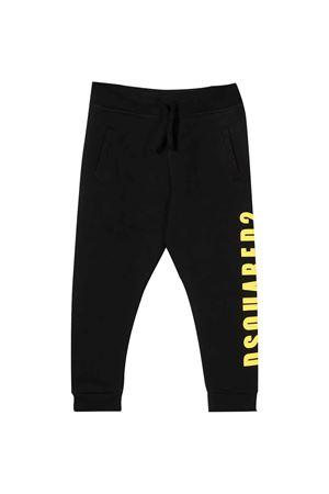 Pantaloni sportivi con stampa laterale DSQUARED2 kids DSQUARED2 KIDS | 9 | DQ03MHD00RGDQ900