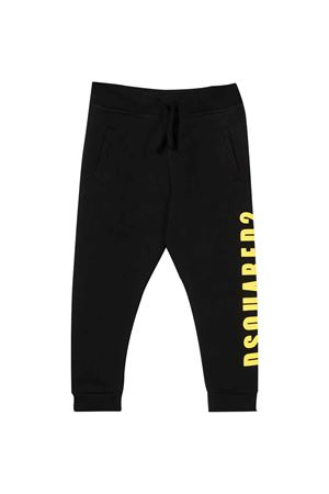 Pantaloni sportivi teen con stampa laterale DSQUARED2 kids DSQUARED2 KIDS | 9 | DQ03MHD00RGDQ900T