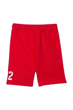 Red shorts with press DSQUARED2 kids DSQUARED2 KIDS | 30 | DQ03WZD00RGDQ411