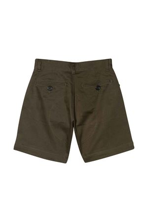 Green bermuda shorts with logo DSQUARED2 kids DSQUARED2 KIDS | 30 | DQ03X1D00XCDQ561