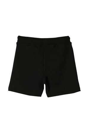 Black shorts with red side band with logo Dsquared2 kids DSQUARED2 KIDS | 30 | DQ03YED00Y0DQ900