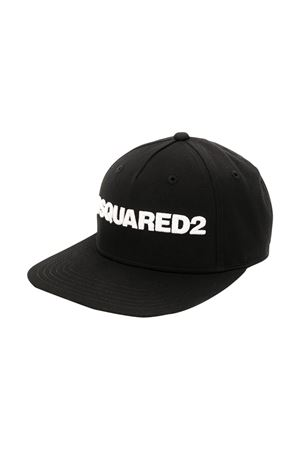 Black hat Dsquared2 kids  DSQUARED2 KIDS | 75988881 | DQ03YMD00YTDQ90J