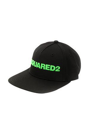 Cappello nero Dsquared2 kids DSQUARED2 KIDS | 75988881 | DQ03YMD00YTDQ90M