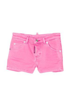 Pink shorts Dsquared2 kids teen DSQUARED2 KIDS | 30 | DQ0405D00IWDQ318T
