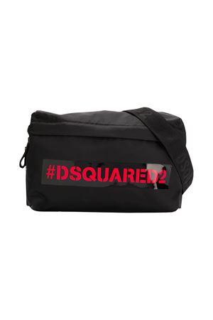 Black bag Dsquared2 kids  DSQUARED2 KIDS | 31 | DQ043AD00PFDQ900