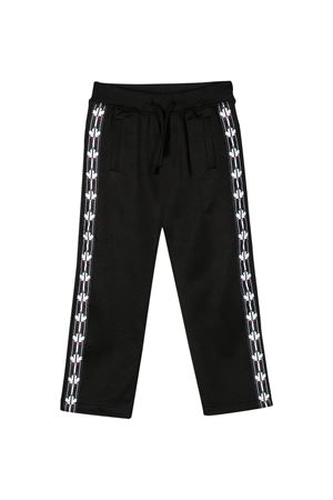 Black sport pants Dsquared2 kids teen  DSQUARED2 KIDS | 9 | DQ043KD00X5DQ900T