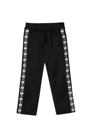 Pantaloni sportivi neri Dsquared2 kids teen DSQUARED2 KIDS | 9 | DQ043KD00X5DQ900T