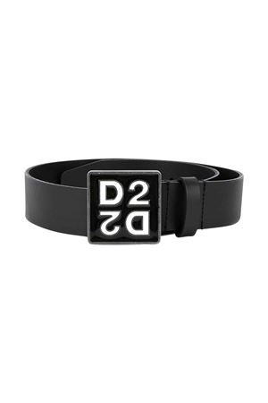 Calfskin belt with D2 logo DSQUARED2 kids DSQUARED2 KIDS | 22 | DQ045DD00XSDQ90F