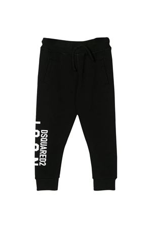 Black trousers Dsquared2 kids  DSQUARED2 KIDS | 9 | DQ04EZD00RGDQ900