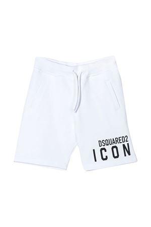 Shorts bianchi Dsquared2 kids DSQUARED2 KIDS | 30 | DQ04F0D00RGDQ100