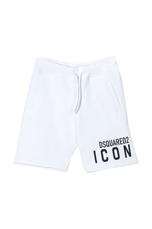 White shorts Dsquared2 kids teen  DSQUARED2 KIDS | 30 | DQ04F0D00RGDQ100T