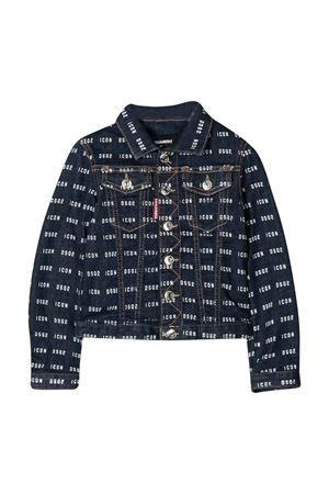 Denim Icon jacket DSQUARED2 kids DSQUARED2 KIDS | 3 | DQ04F4D00Z1DQ01