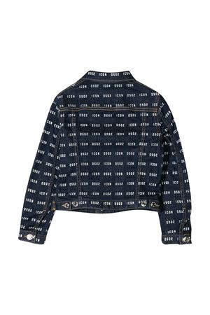 Denim teen Icon jacket DSQUARED2 kids DSQUARED2 KIDS | 3 | DQ04F4D00Z1DQ01T