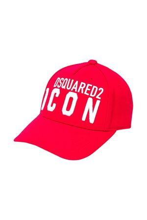 Red hat Dsquared2 kids  DSQUARED2 KIDS | 75988881 | DQ04F6D00I8DQ415