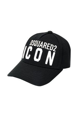 Black hat Dsquared2 kids  DSQUARED2 KIDS | 75988881 | DQ04F6D00I8DQ900