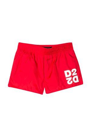 Costume da bagno rosso DSQUARED2 kids DSQUARED2 KIDS | 85 | DQ04FBD00QKDQ411
