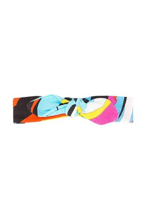 Multicolor headband Emilio Pucci junior EMILIO PUCCI JUNIOR | 5032298 | 9M0604MC750999