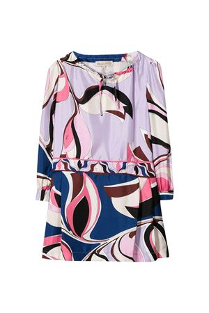 Multicolor teen dress Emilio Pucci Junior EMILIO PUCCI JUNIOR | 11 | 9M1000MD780620RST