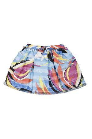 Multicolor teen skirt Emilio Pucci Junior EMILIO PUCCI JUNIOR | 15 | 9M7030MC730999T