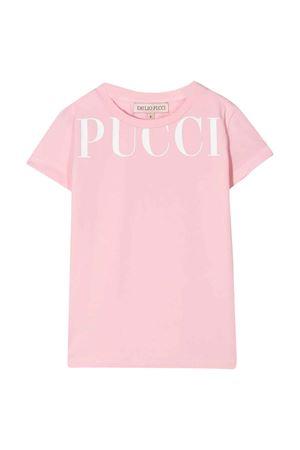 Pink t-shirt Emilio Pucci junior teen  EMILIO PUCCI JUNIOR | 8 | 9M8001MX170505T