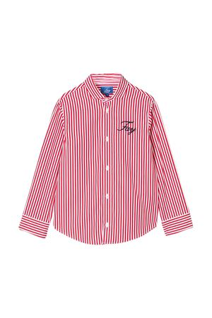 Camicia a righe teen Fay kids FAY KIDS   5032334   5M5050ME470100ROT