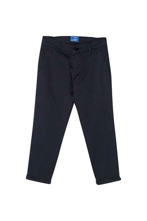 Blue teen chino slim trousers Fay kids FAY KIDS | 9 | 5M6071MX230621T
