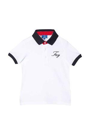 Polo bianca Fay kids FAY KIDS | 2 | 5M8091MX010100