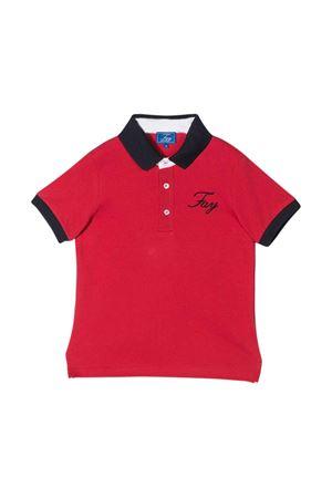 Polo rossa Fay kids FAY KIDS | 2 | 5M8091MX010414