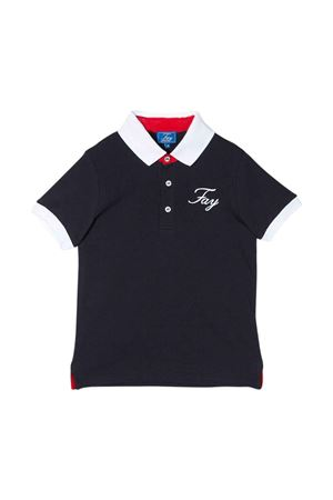 Polo blu Fay kids teen FAY KIDS | 2 | 5M8091MX010621T