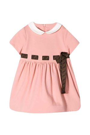 Pink Fendi Kids dress  FENDI KIDS | 11 | BFB291A6IKF19J0