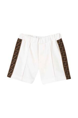 White shorts Fendi kids  FENDI KIDS | 30 | BMF155A69DF0TU9
