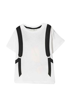 White Fendi kids t-shirt  FENDI KIDS | 8 | BMI1997AJF0TU9