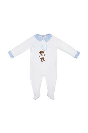 White babysuit Fendi kids  FENDI KIDS | 1491434083 | BML09195NF0TU9