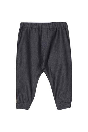 Pantaloni blu con vita elasticizzata Fendi kids FENDI KIDS | 9 | BUF024A7LWF0QB0