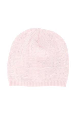 Pink hat Fendi kids FENDI KIDS | 75988881 | BUP017AACRF0C11