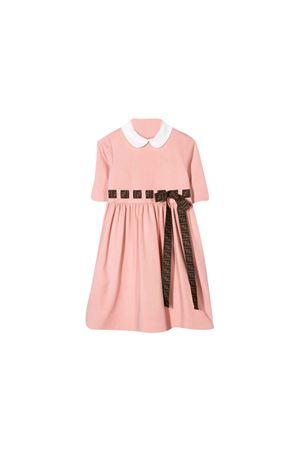 Pink Fendi kids dress  FENDI KIDS | 11 | JFB313A6IKF19J0