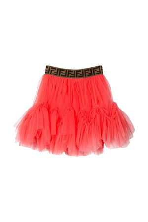 Pink skirt Fendi kids  FENDI KIDS   15   JFE056A8LIF08UB